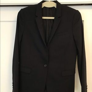Dark navy blazer by Kooples